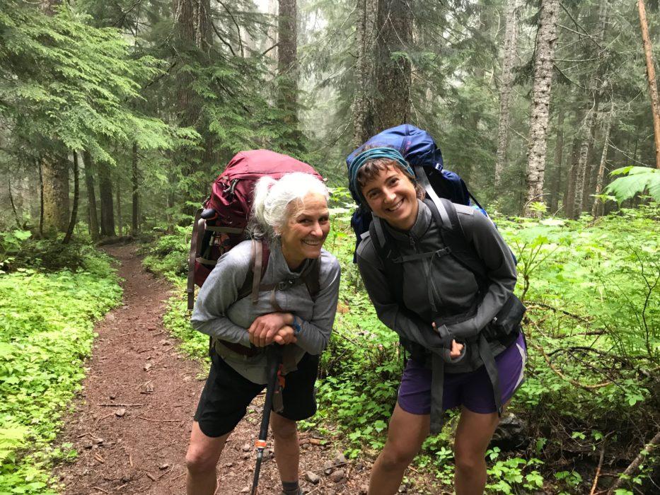 Carolina Veenstra and Anna Beebe, Wild Society Guides